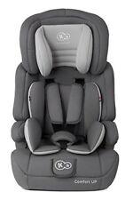 Kinderkraft Comfort silla de coche 9 hasta 36kg gris