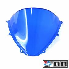 Double Bubble Racing Windscreen Screen Blue SUZUKI GSX-R 750 06-07