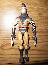 "Marvel Legends 6"" figure Daken Unmasked Wolverine Terrax series displayed only"