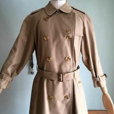 Burberry Polyester Vintage Coats & Jackets for Women