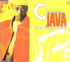 Q-Connection - Java (All Da Ladies Come Around) ° Maxi-Single-CD 1999 ° WIE NEU