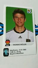 Panini wm 2010 Thomas Müller Update * World Cup 10 *