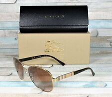 b33b786568ae Burberry BE3080-114513 LIGHT GOLD brown gradient 59 mm Women's Sunglasses