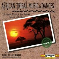 African Tribal Music CD (1995) Value Guaranteed from eBay's biggest seller!