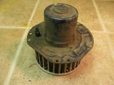 Vintage Chevy Heater Blower Motor 5044555 Delco date 11-66 Chevelle Impala Camer