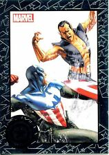 Marvel Universe 2014 Greatest Battles Cap. America Expansion Chase Card #104