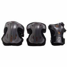 Rollerblade Lux 3-Pack CoolMax Adult Medium Wrist Guards Elbow Knee Pads