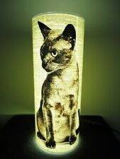 Tonkinese Cat Paper Lantern No.920, writing gifts, veterinary gifts, eco gifts