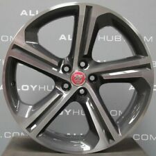 Jaguar F Pace Alloy Wheel - Genuine OEM