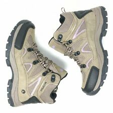 Womens Hiking Boots Waterproof Suede Northside Snohomish Brown Boots NEW