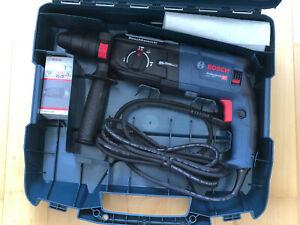 Bosch Professional blau Bohrhammer GBH 2-28 F SDS plus in L-Case