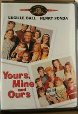 Yours, Mine and Ours (DVD, 2001, Movie Time)