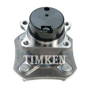 Rear Wheel Hub Assembly For 2007-2012 Nissan Versa 2008 2009 2010 2011 Timken