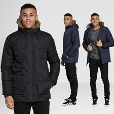 Winter Zip Unbranded Coats & Jackets for Men