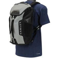 """Oakley Link 29L Grey 15"""" Laptop Carry Bag School Back Pack Luggage Backpack"""