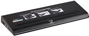 Targus ACP77 Universal USB3.0 DV2K Docking Station Dual Display Extend Monitors