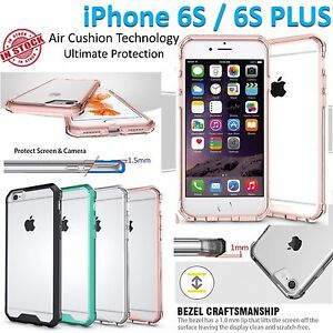 iPhone 6S Case 6S Plus Air Cushion Clear Transparent Phone Cover Shockproof