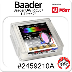Baader Planetarium 2″ UV/IR-Cut / L Filter #2459210A