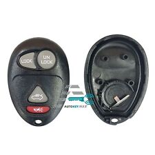 New Replacement Keyless Entry Remote Key Fob Shell Case 4 Button Pad L2C0007T