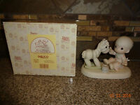 """Precious Moments """"What A Difference You've Made In My Life"""" 531138 In Box"""