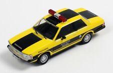 """Ford Del Rey """"Ouro"""" Policia Militar Rodoviaria 1982 1:43 Model PREMIUMX"""