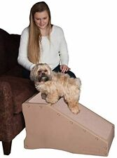 New listing Pet Gear Stramp Stair and Ramp Combination, Dog/Cat Easy Step
