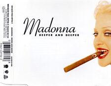 Madonna - DEEPER AND DEEPER - Maxi CD Single © 1992 (6 Mixes)