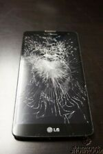 Used & Untested - Cracked - LG G Vista (LG-VS880) For Spare Parts Or Repairs