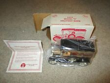 ERTL 1913 Model T Delivery Bank Dairy Queen 1/25 Scale MIB 1989 See My Store