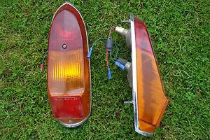 MG rear light units ( pair )