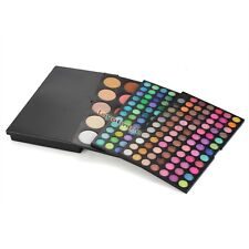 Hot Professional 3 Layer Made Up Palette 168 Eye Shadow 15 Blusher 183 Color