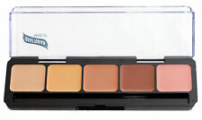 Graftobian HD Glamour Creme Palette, Neutral Specialty, All Skin Types, Cruelty