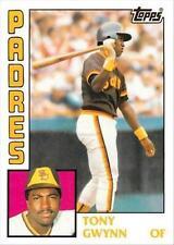 Topps Reprint Tony Gwynn San Diego Padres Baseball Cards