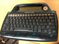 AlphaSmart 3000 word processing computer Mac Pc