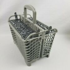 Maytag Whirlpool Dishwasher Silverware Basket 6-918873 Genuine 2 Baskets Gray