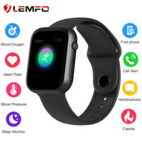 Lemfo SX16 smart watch Fréquence cardiaque Tension artérielle for Huawei iPhone