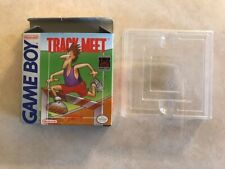 (EMPTY) NINTENDO  GAMEBOY  BOX ONLY(TRACK MEET )  1991?