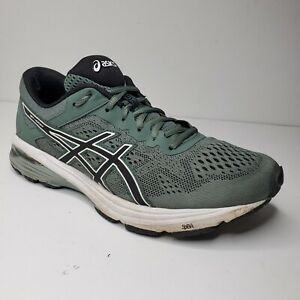 Asics GT 1000 6 T7A4N Duomax Sneakers Men's Running Shoes Size 9 Rare Green Used