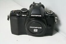 Olympus OM-D E-M5 16.1mp Digital Mirrorless Camera Body excellent condition