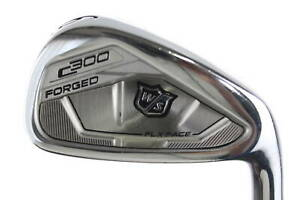 Wilson Staff C300 Forged Individual Iron 6 Iron Extra-Stiff Right-Handed #0544