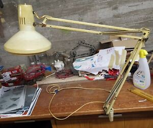 Vintage lampe d'architecte LEDU