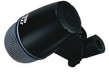 JTS TX2 kick/bass drum microphone. avec 4.5M xlr-xlr câble. great sound. nouveau