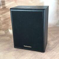 Vintage Technics Bookshelf Speaker SB-S938 110W Black