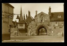Wilts Wiltshire SALISBURY St Ann's Gate Judges RP PPC