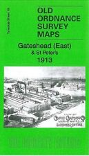 Gateshead East & St Peters 1913: Tyneside Sheet 19a by Anthea Lang (Sheet map)