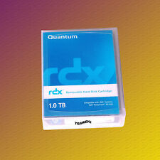 Quantum RDX 1 TB, Speichermedium Data Cartridge Datenkassette, NEU & OVP