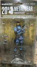 Metal Gear Solid 2 20th Anniversary Sons of Liberty SNAKE Figure MGS2 Medicom