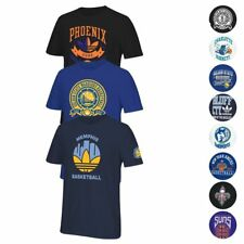 NBA Adidas Originals Premium Various Team Graphic T-Shirt Collection Men's