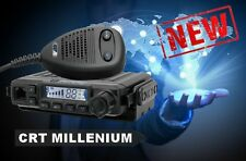 CRT MILLENIUM V3 Ultra Compact CB Radio 40 UK 40 EU Channel AM FM multi-standard