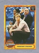 2010-11 Holly Warlick TN Lady Vols Team Issued Card RARE